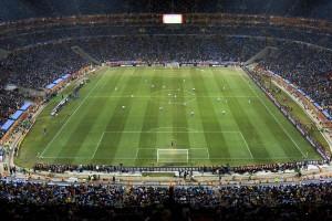 Inside Soccer City
