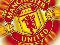 Hey! Manchester United logo