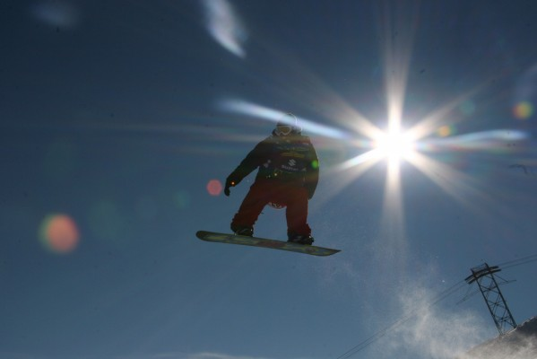 Boarders on the Sun 2