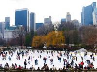 Central Park - Ice Skating