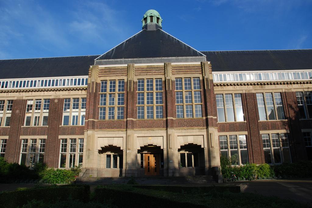 Delft Faculteit Mijnbouw