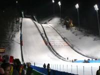 Men's ski jumping