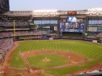 Miller Park From the Terrace Level