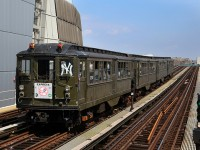 Nostalgia Train to Yankee Stadium