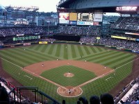 @ Safeco Field