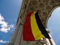 BE Landscape 11:  Belgium Flag
