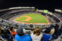 Yankee Stadium in Fisheye